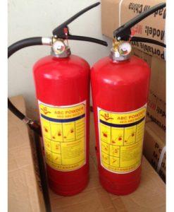 Bình chữa cháy MFZ4ABC – 4kg